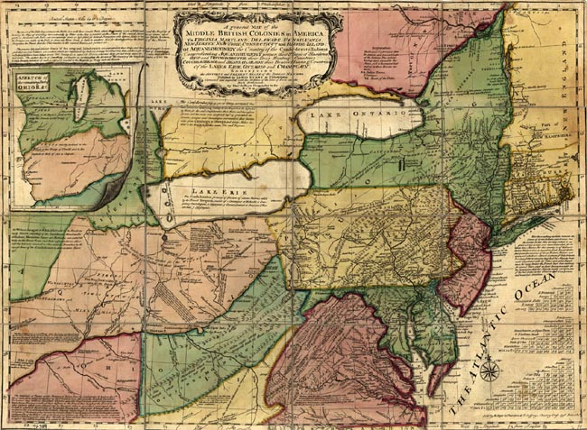 Map Of New York In 1800.Daily Life New York Colony